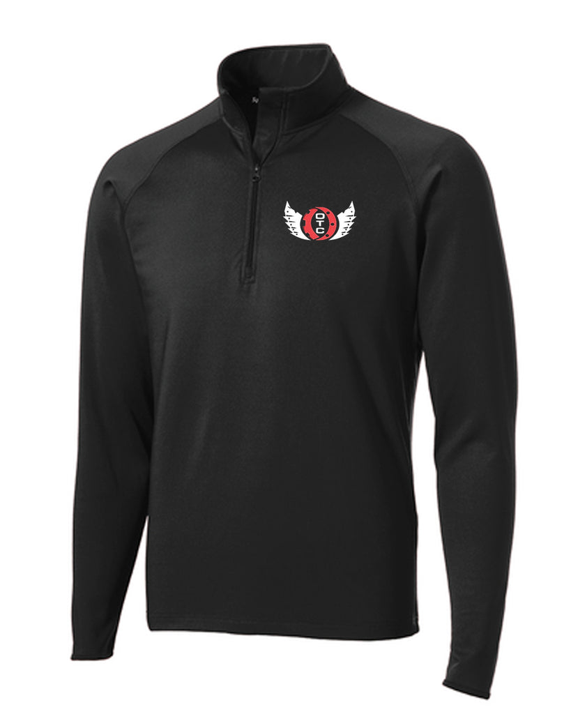 Ohio Tech Sport-Tek® Sport-Wick® Stretch 1/2-Zip Pullover