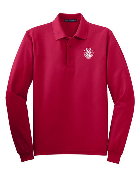Mulick Park Long Sleeve Polo