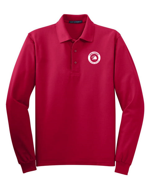 Sibley Elementary Long Sleeve Polo