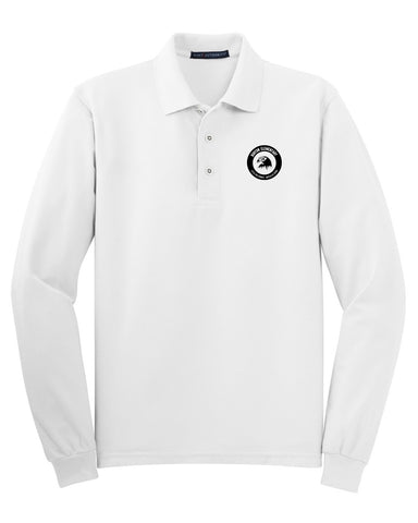 Burton Elementary Long Sleeve Polo
