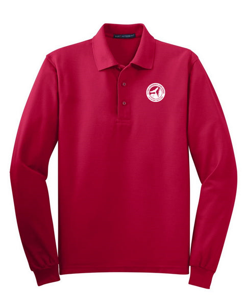 C.A. Frost Long Sleeve Polo