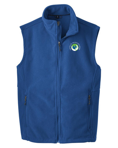 Center for Economicology Fleece Vest