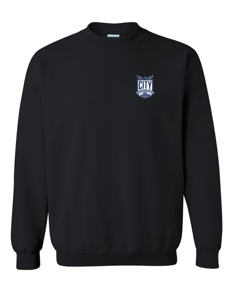 City High Middle Pull Over Sweatshirt