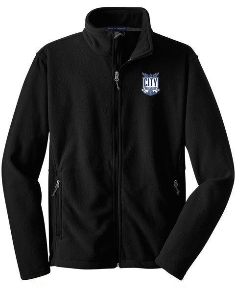 City High Middle Full Zip Fleece