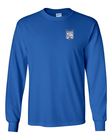 City High Middle Long Sleeve Tee