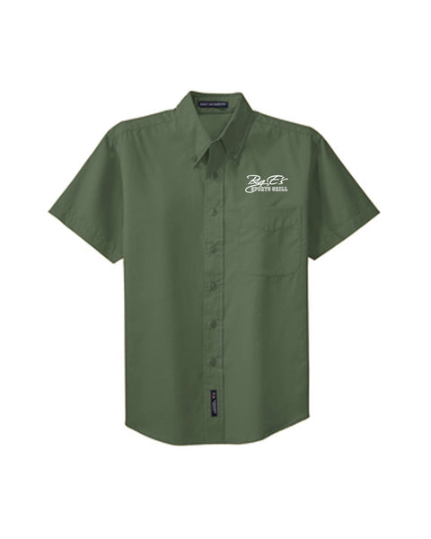Women's Big E's Port Authority® Short Sleeve Easy Care Shirt