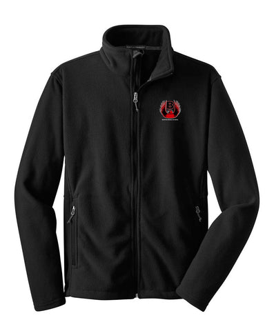 Burton Middle Spirit Wear Full Zip Fleece