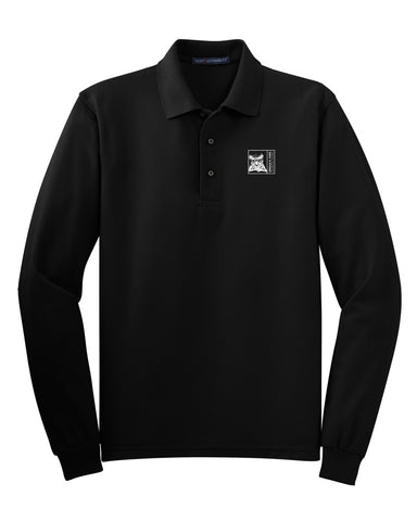 Martin Luther King Jr. Long Sleeve Polo