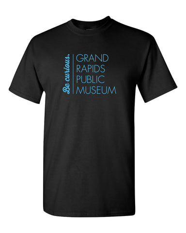 GR Public Museum Be Curious Tee