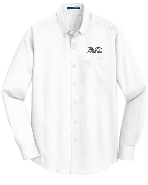 Men's Big E's Port Authority® SuperPro™ Twill Shirt