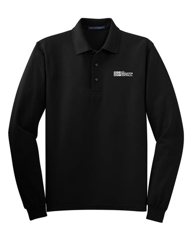 Innovation Central High School Long Sleeve Polo