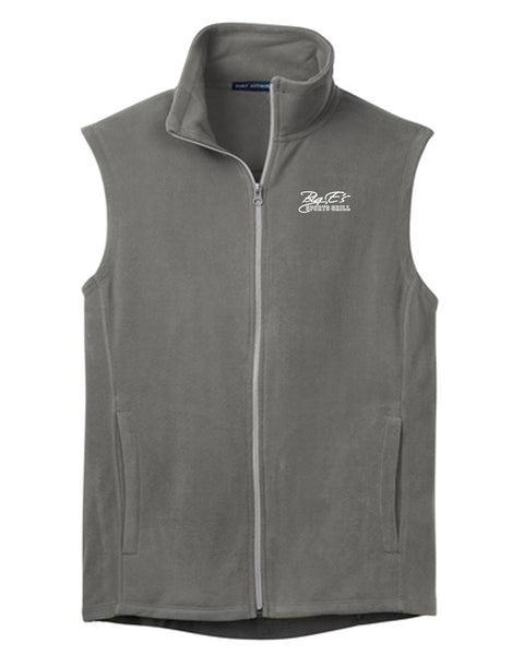 Women's Big E's Port Authority® Microfleece Vest
