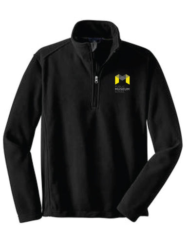 Museum School 1/4 Zip Fleece