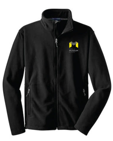 Museum School Full Zip Fleece