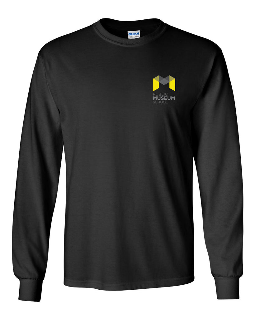 Museum School Long Sleeve Tee (PC61LS)