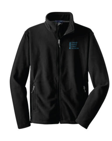 Museum Staff Full Zip Fleece