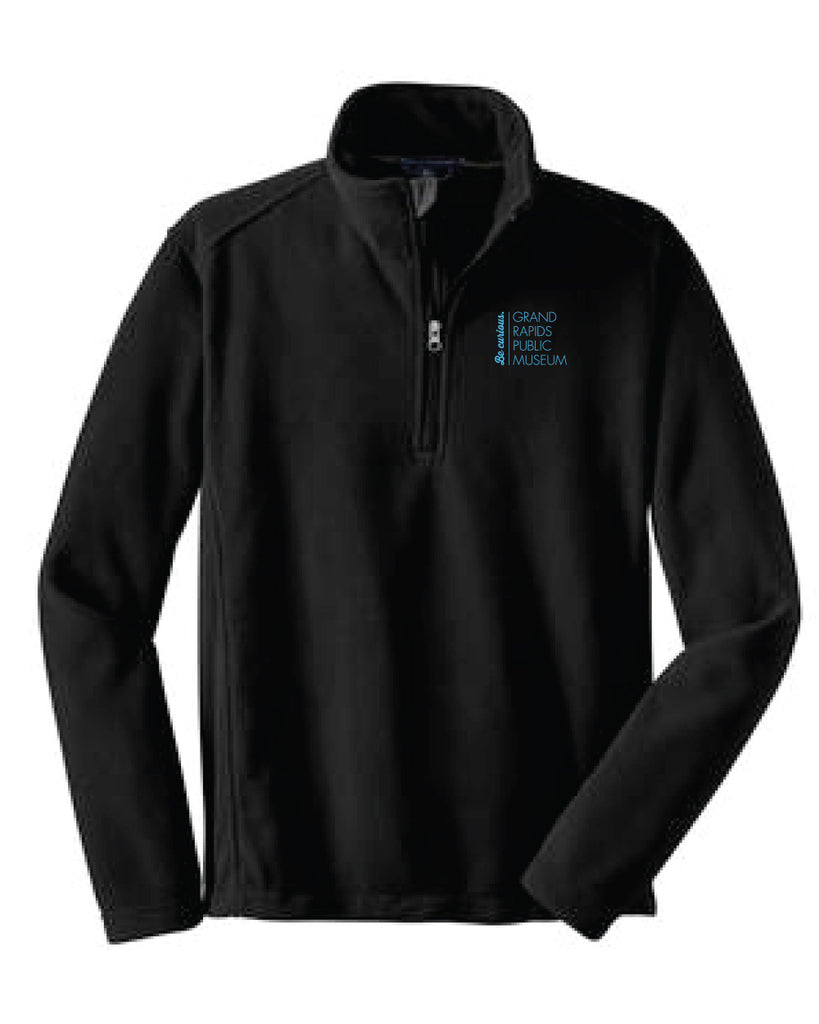 Museum Staff 1/4 Zip Fleece