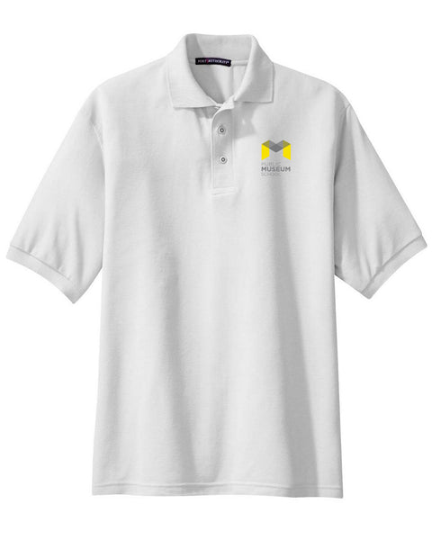 Museum School Mens Port Authority Polo
