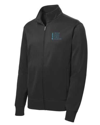 Museum Staff Sport Wick Full Zip Jacket (ST241/LST238)