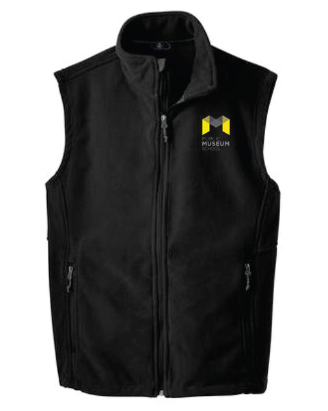 Museum School Fleece Vest
