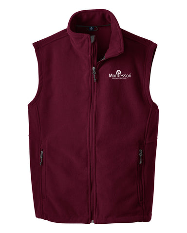GR Montessori Fleece Vest