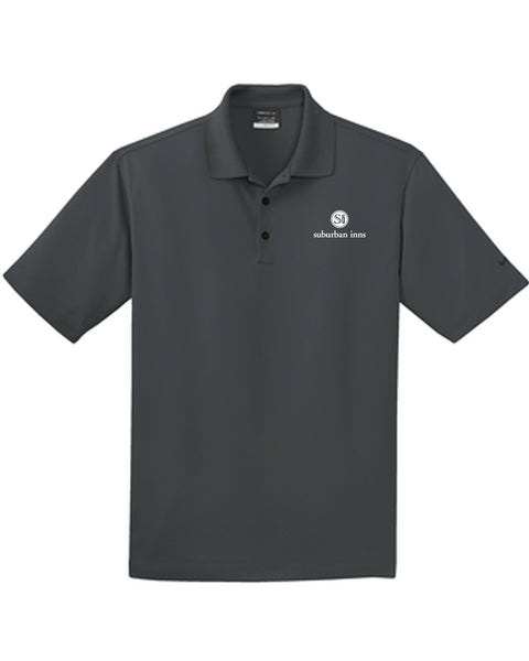 Men's Suburban Inns Nike Dri-FIT Micro Pique Polo