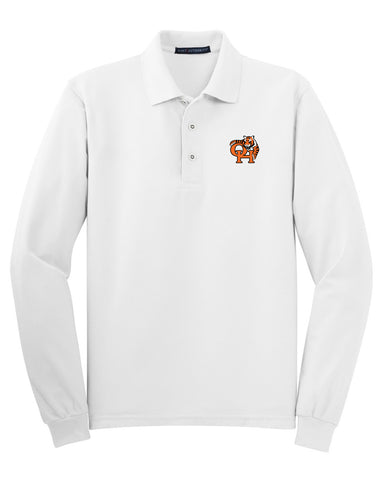 Ottawa Hills High School Long Sleeve Polo
