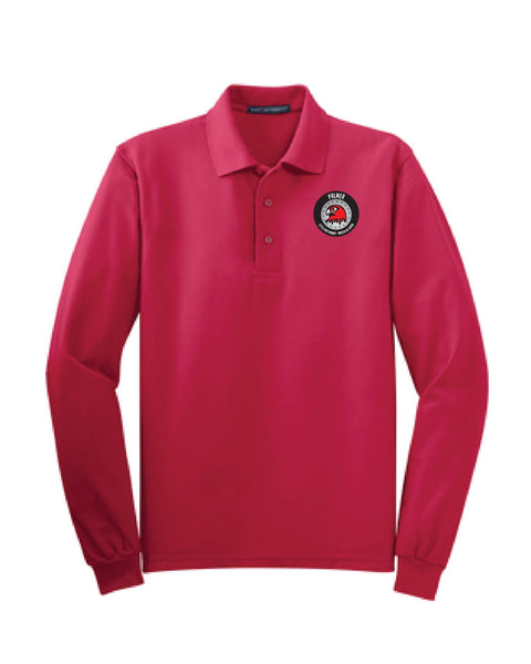 Palmer Elementary Long Sleeve Polo