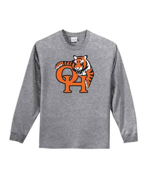 Ottawa Hills High School Long Sleeve Essential Tee PC61LS