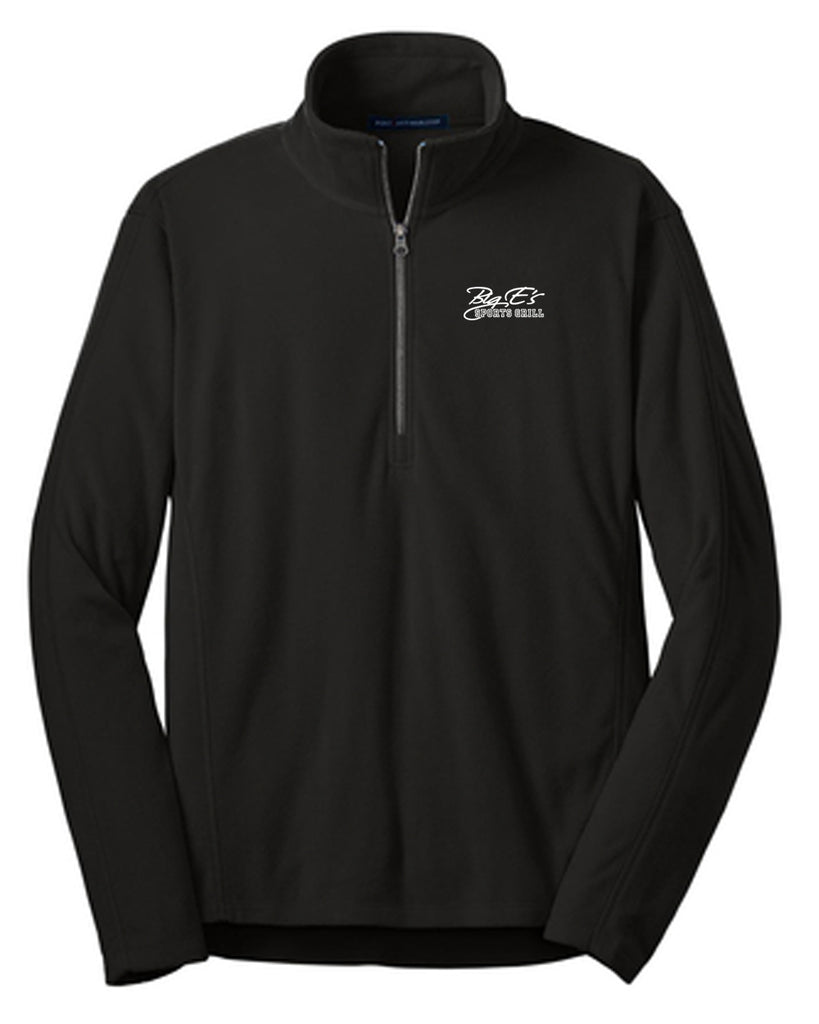 Women's Big E's Port Authority® Microfleece 1/2-Zip Pullover