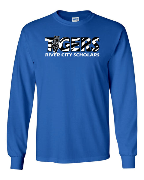 River City Long Sleeve Tee