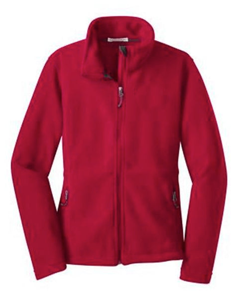 Staff Fleece Jacket School Logo