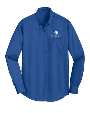 Port Authority® Tall SuperPro™ Twill Shirt