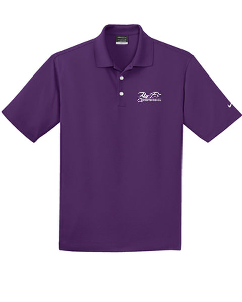 Women's Big E's Nike Dri-FIT Micro Pique Polo