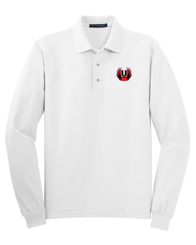 Union High School Long Sleeve Polo
