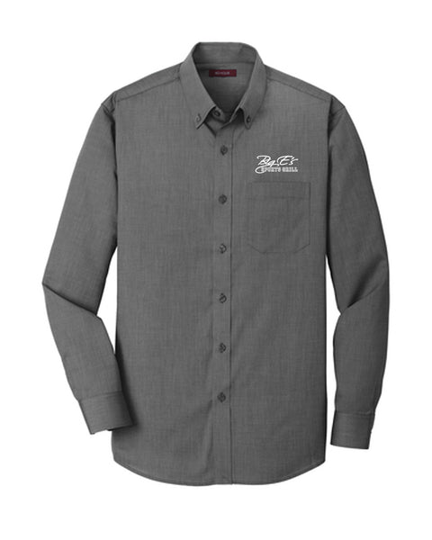 Men's Big E's Red House® Nailhead Non-Iron Shirt