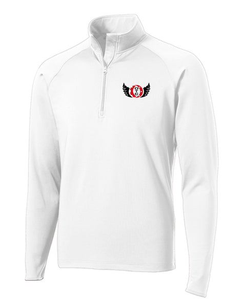 Ohio Tech Ladies Sport-Tek® Sport-Wick® Stretch 1/2-Zip Pullover