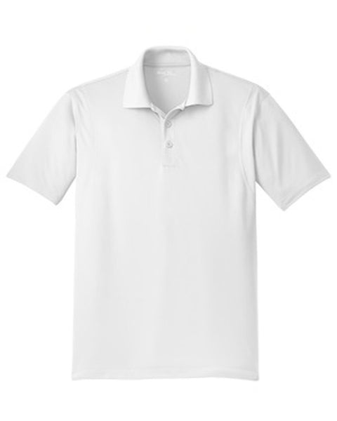 Staff Sport Wick Polo School Logo