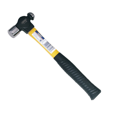 24oz Ball Pein Hammer - Fibreglass Handle