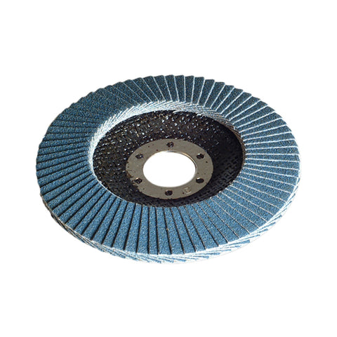 "115mm (4 1/2"") x 22mm Flap Sanding Disc"