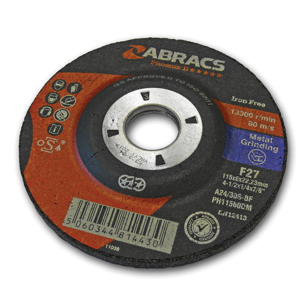 "9"" Grinding Disc"