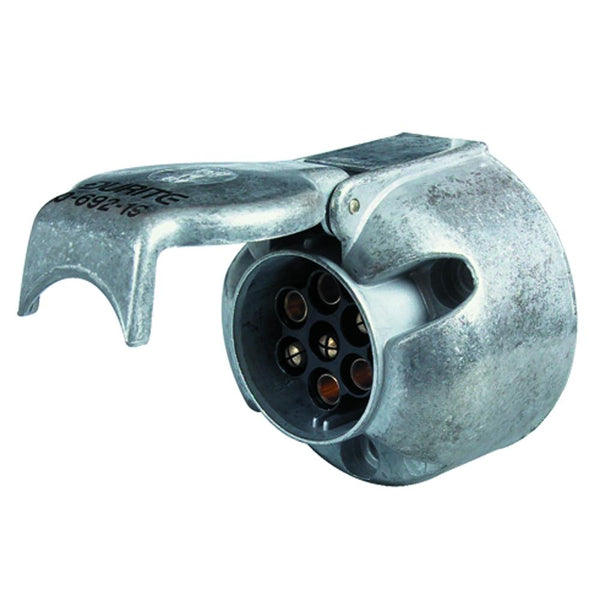 7-pin Trailer Socket - Metal