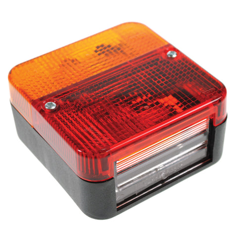 Rear Square Lamp
