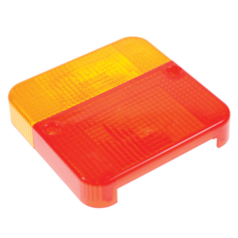 Rear Square Lamp lens