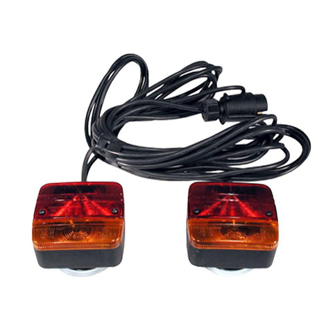 Magnetic Trailer Lamp Set