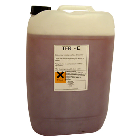 TFR Vehicle Cleaner