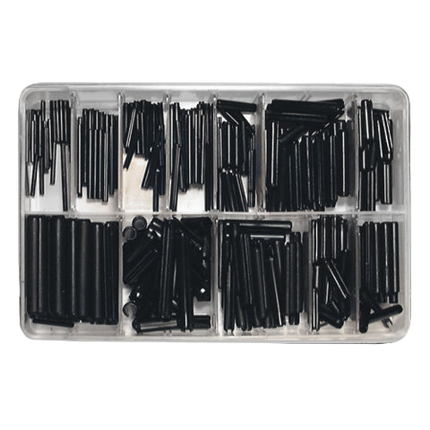 Assorted Roll Pins - Metric (300-pce)