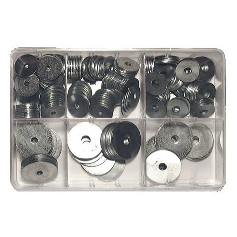 Assorted Repair Washers - Imperial (240-pce)