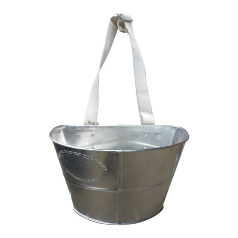 Aluminium Picking Bucket 12ltr