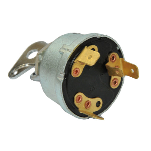 Ignition Switch 4 position, 3 terminal